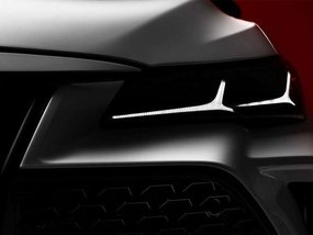 Toyota Avalon 2019 teased ahead of 2018 NAIAS