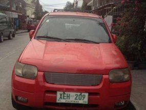 Ford Escape 2002 Model Matic for sale