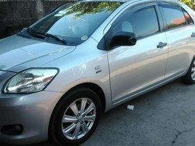 2010 Toyota Vios J Manual Silver For Sale