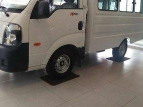 Kia K2700 Panoramic 4x2 MT White New For Sale