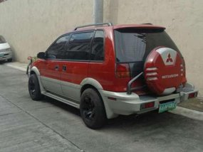 Mitsubishi RvR Sports 2003 AT Red SUV For Sale