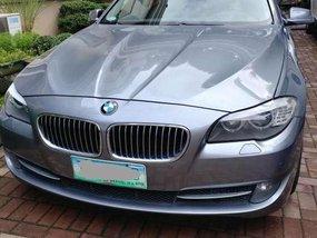 Fresh BMW 530D 2011 AT Gray Sedan For Sale