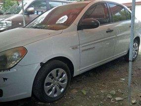 Hyundai Accent CRDi 2006 MT White For Sale