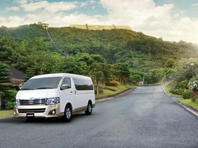 Toyota Hiace 2018 Philippines review: More of all, more for all