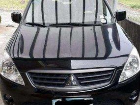 Mitsubishi Fuzion 2011 AT Black For Sale