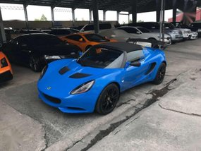 2016 Lotus Elise 1.8 AT Blue Coupe For Sale