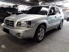 2004 Subaru Forester 4WD for sale
