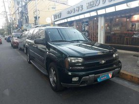 2004 Chevrolet Trailblazer AT Green For Sale