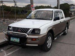 2005 Mitsubishi L200 for sale