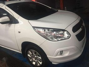 For sale Chevrolet Spin LTZ- White 2013