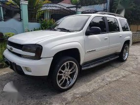 Chevrolet Trailblazer 8 seater 4X4 2004 for sale