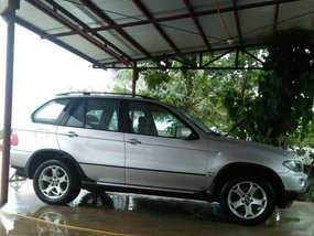 Well-kept BMW X5 3.0d Executive Edition 2004 for sale