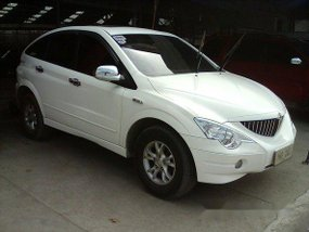 SsangYong Actyon 2010 for sale