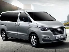 Hyundai Grand Starex 2018 facelift officially revealed in South Korea