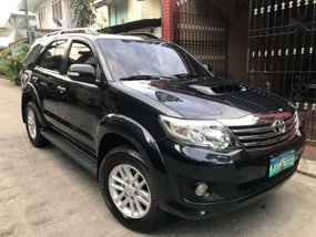 2014 Toyota Fortuner V for sale