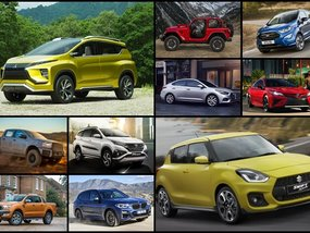 Top 10 upcoming cars 2018 in the Philippines