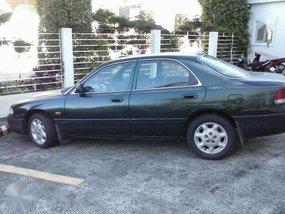 Mazda 626 1998 AT Black Sedan For Sale
