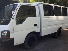 For sale Kia kc 2700 fb body rush
