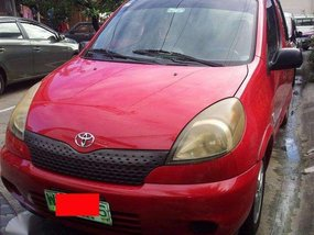 Toyota Echo Verso 2001 Local Unit Limited Edition for sale