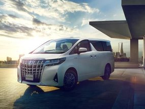 Facelifted Toyota Alphard 2018 & Vellfire officially unveiled in Japan