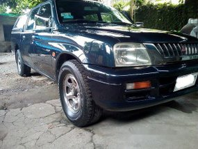 Well-kept Mitsubishi L200 2000 for sale