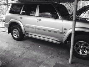 Nissan Patrol 2001 model for sale