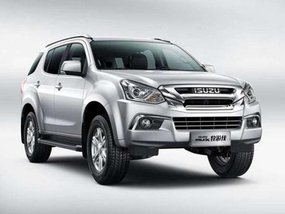 Isuzu Mu-X 2018 facelift officially rolled out in China