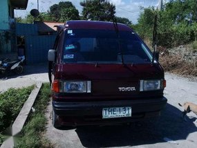 98 Toyota Lite ace van for sale