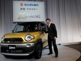 Suzuki XBEE 2018 crossover debuts in Japan