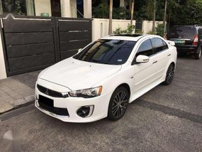 2016 Mitsubishi Lancer 2.0 EX GTA AT Gas Top of the Line for sale