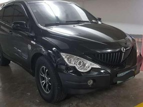 2009 Ssangyong Actyon Excellent Condition for sale