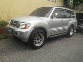 For sale Mitsubishi Montero CK 2002