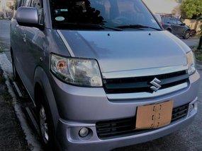 Suzuki APV SGX Type 2 MT Silver For Sale