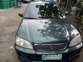 Honda City Type Z 2000 Automatic Green For Sale