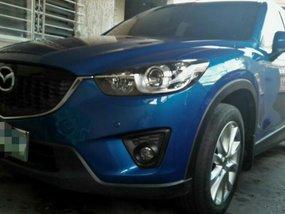 Mazda CX5 2013 2.5 AWD Skyactive Blue For Sale