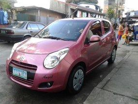 SUZUKI CELERIO 2011 MT Pink HB For Sale