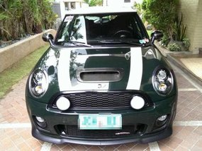 2010 Mini Cooper JCW limited edition for sale