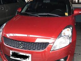 Suzuki Swift 1.2 Automatic Red HB For Sale