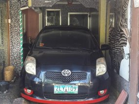 Toyota Yaris R 2007 1.5 MT Black For Sale