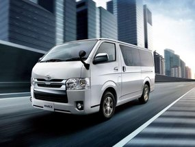 Toyota Hiace 2018 receives upgraded turbo diesel engine and safety kit