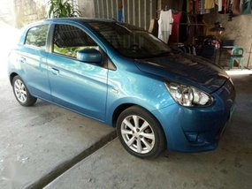 Mitsubishi Mirage gls 2013 for sale