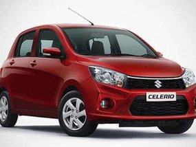 Suzuki Celerio 2018 facelift unveiled in India