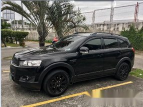 Well-maintained CHEVROLET CAPTIVA 2013 A/T for sale