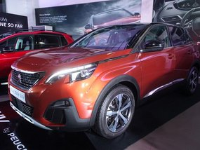 Peugeot 3008, 5008 & 2008 officially released in the Philippines