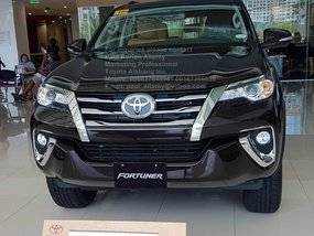 Brand new Toyota Fortuner 2018 for sale
