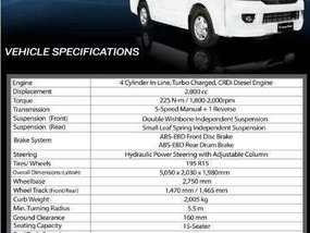 view Transvan 13 and 15 seaters