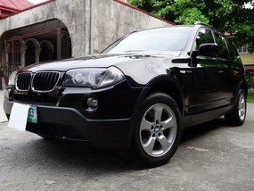 Well-kept BMW X3 2010 for sale