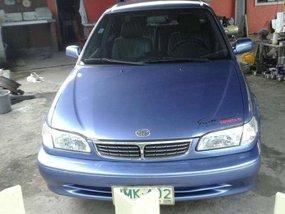 Toyota Corrolla baby altis 2001 for sale
