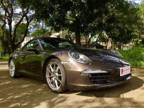 Well-maintained Porsche Carrera 2013 for sale