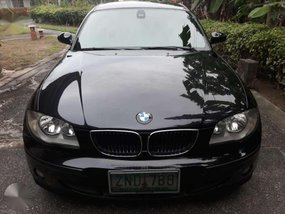 2008 Bmw 116i 6 Speed MT for sale